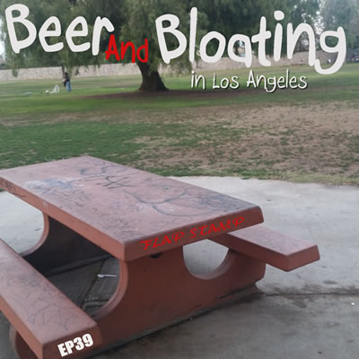 Beer And Bloating in Los Angeles