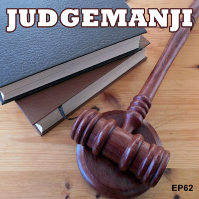 Judgemanji!