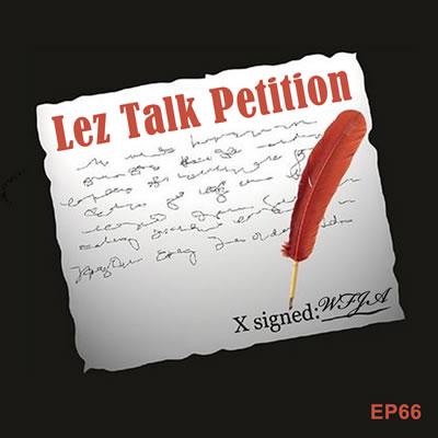 Lez Talk Petition