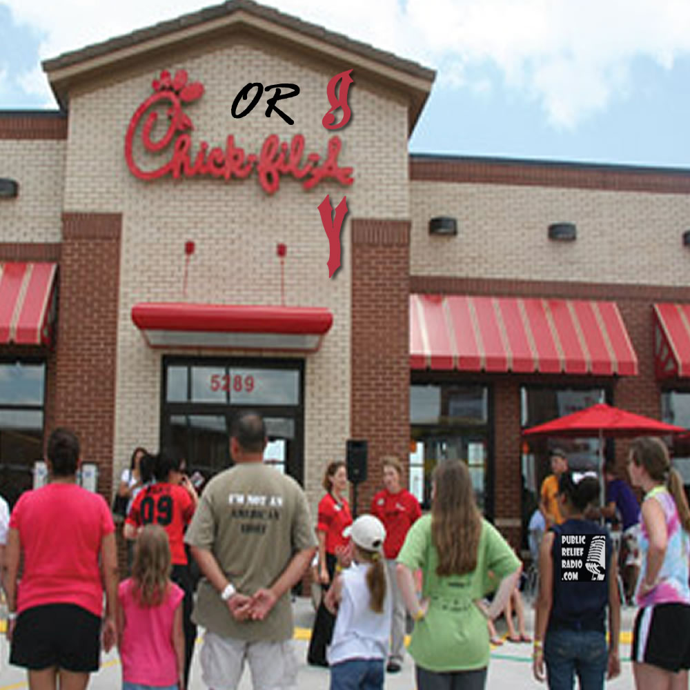 Chick-Fil-A/Gay Marriage