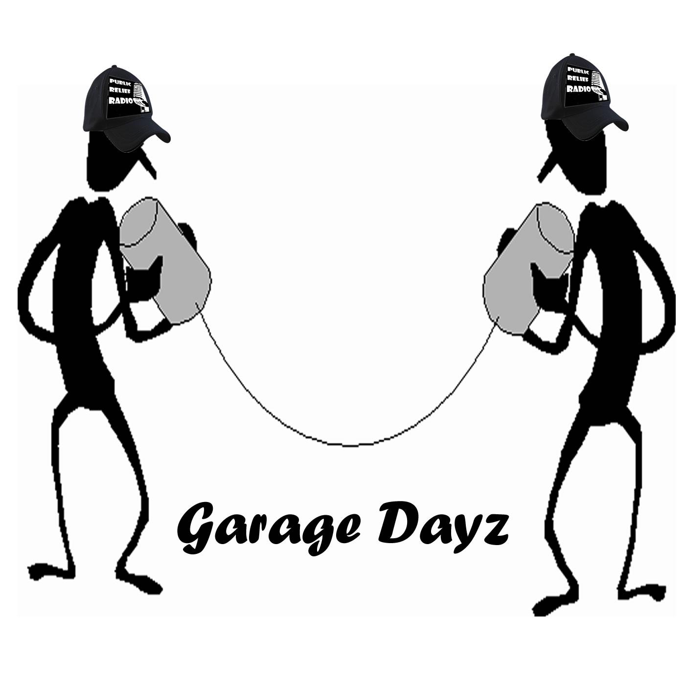 Garage Dayz